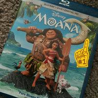 Moana (Blu-ray + Dvd + Digital) 2 Disc uploaded by Denisse G.