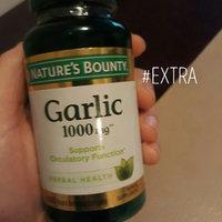 Nature's Bounty Odorless Garlic 1000mg uploaded by Denisse G.