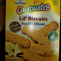Gerber® Graduates® Lil' Biscuits Vanilla Wheat uploaded by shanna L.