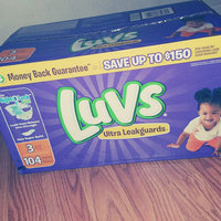 Luvs Diapers Big Pack - Size 3 (104 Count) uploaded by Kennisha L.
