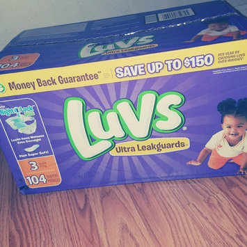 Photo of Luvs Diapers Big Pack - Size 3 (104 Count) uploaded by Keke S.