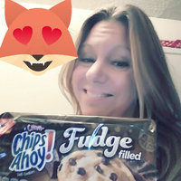 Nabisco Chips Ahoy! Chewy Fudge Filled Soft Cookies uploaded by Kelly S.