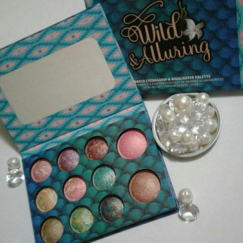 Photo of BH Cosmetics Wild & Alluring Eyeshadow and Highlighter Palette 11 Colors, Multi-Colored uploaded by Shannon S.