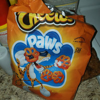 Cheetos® Paws Cheese Flavored Snacks uploaded by keren a.
