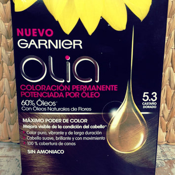 Photo of Garnier® Olia® Oil Powered Permanent Hair Color uploaded by Cristina R.