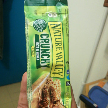 Photo of Nature Valley™ Oats 'n Honey Crunchy Granola Bars uploaded by Thulasizwe N.
