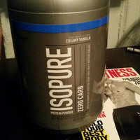 Natures Best Nature's Best Isopure Zero Carb - Creamy Vanilla uploaded by Jonathan M.