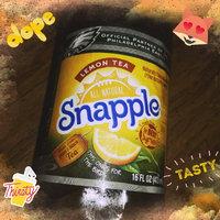 Snapple All Natural Lemon Tea uploaded by Jeannine L.