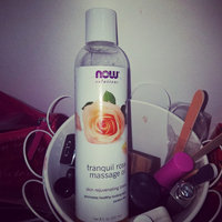 Now Foods Tranquil Massage Oil uploaded by Saroo E.