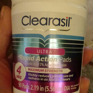 Photo of CLEARASIL® Rapid Rescue Deep Treatment Pads uploaded by Jenifer G.