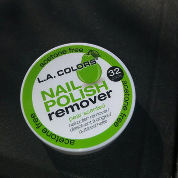 Photo of L.A. Colors Nail Polish Remover Pads uploaded by Jennifer  H.