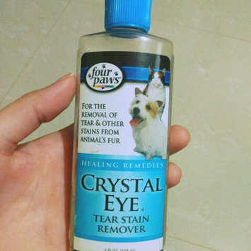 Photo of Four Paws Crystal Eye Tear Stain Remover - 8 fl oz uploaded by Katiuzka R.