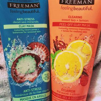 Photo of Freeman Beauty Feeling Beautiful™ Charcoal & Black Sugar Polishing Mask uploaded by charlotte h.
