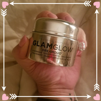 Photo of GLAMGLOW® Dreamduo™ Overnight Transforming Treatment uploaded by Laura G.