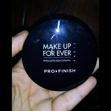 Photo of MAKE UP FOR EVER Pro Finish Multi-Use Powder Foundation uploaded by Tema S.