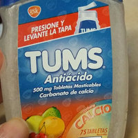 Tums Antacid Calcium Supplement Fruit uploaded by María E.