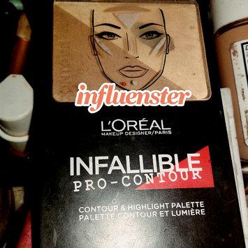Photo of L'Oréal Paris Infallible Pro Contour Palette Light/Clair 0.24 oz. Compact uploaded by sarah s.