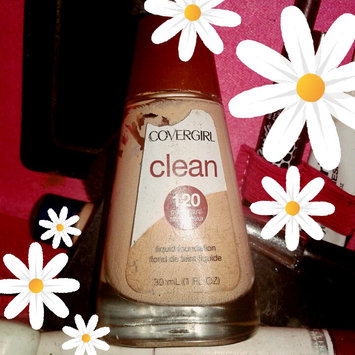 Photo of COVERGIRL Clean Liquid Makeup uploaded by sarah s.