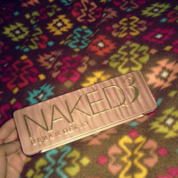 Urban Decay NAKED3 Eyeshadow Palette uploaded by Reaghan T.