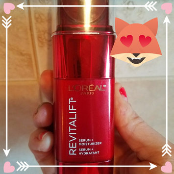 Photo of L'Oréal Paris RevitaLift® Triple Power™ Intensive Skin Revitalizer Serum + Moisturizer uploaded by Amanda G.