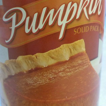 Photo of Schnucks Solid Pack Pumpkin 15 Oz Can uploaded by LadyAnn S.
