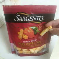 Sargento® Snack Bites® Colby-Pepper Jack Cheese uploaded by Shalayna G.