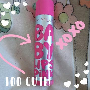 Photo of Maybelline Baby Lips® Glow Balm uploaded by Courtney B.