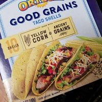 Ortega® Good Grains Yellow Corn & Ancient Grains Taco Shells 4.9 oz. Box uploaded by Robin P.