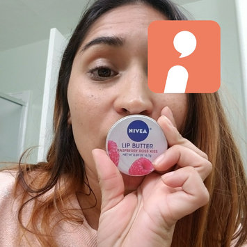 Photo of Nivea Lip Care Lip Butter Raspberry Rose Kiss uploaded by Adriana A.