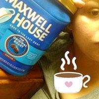 Maxwell House Original Medium Roast Ground Coffee 44.5 oz. Canister uploaded by Teresa G.