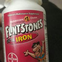 Flintstones Children's Multivitamin with Iron uploaded by Denisse G.