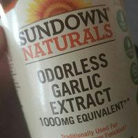 Sundown Naturals Odorless Garlic 1000mg uploaded by Denisse G.
