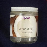 NOW Foods - Coconut Oil 100 Natural - 7 oz. uploaded by Saroo E.