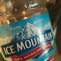 Ice Mountain® 100% Natural Spring Water uploaded by Denisse G.
