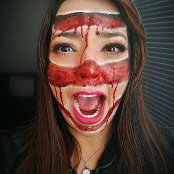 Photo of Halloween Makeup Face Paint Cream 5 Piece Bundle: Zombie Vampire Blood Witch Cat uploaded by Jhenne N.