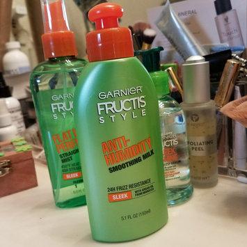 Photo of Garnier Fructis Style Anti-Humidity Smoothing Milk uploaded by Tish C.