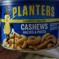 Planters Lightly Salted Halves & Pieces Cashews Can uploaded by Katering A.