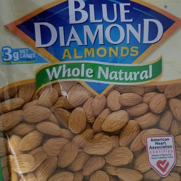 Photo of Blue Diamond® Whole Natural Almonds uploaded by Katering A.