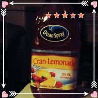 Ocean Spray Cran Lemonade Cranberry Lemonade Juice Drink uploaded by Sheila H.