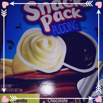 Photo of SNACK PACK Sugar Free Vanilla & Chocolate 12 Ct Pudding 39 OZ BOX uploaded by Amanda Y.