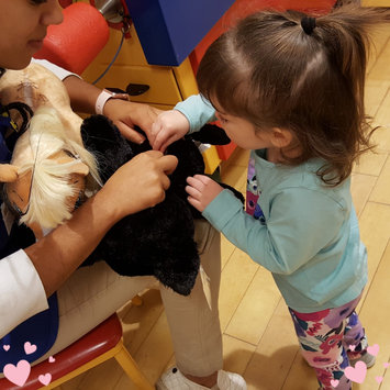 Photo of Build-a-Bear Workshop uploaded by Jenn R.