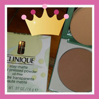 Clinique Stay-Matte Sheer Pressed Powder uploaded by Cris S.