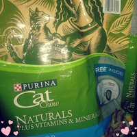 Purina Cat Chow Naturals Plus Vitamins & Minerals Indoor with Real Chicken & Turkey 13 lb. Bag uploaded by Amanda Y.
