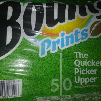 Photo of Bounty® Paper Towels uploaded by Amanda Y.