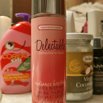 Photo of Delectable by Cake Beauty Radiance Boosting Strawberry & Cream Hair & Body Mist uploaded by Jessica D.