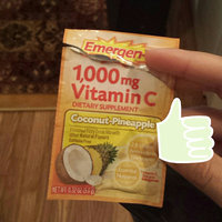 Emergen-C 1,000 mg Vitamin C Coconut Pineapple uploaded by naf C.