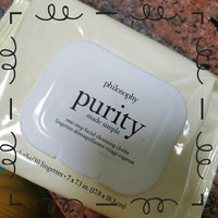 Philosophy Purity Made Simple One-Step Facial Cleansing Cloths uploaded by Jasmine-Symone W.