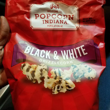 Photo of Popcorn Indiana  Black & White Drizzlecorn uploaded by Liddie R.