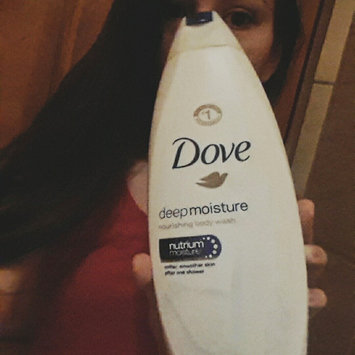 Photo of Dove Deep Moisture Body Wash uploaded by Michelle R.