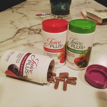 Photo of Juice Plus Vineyard Blend 120 Capsules 2 Month Supply uploaded by april t.